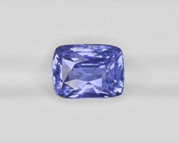 Blue Sapphire, 7.86ct - Mined in Sri Lanka | Certified by GRS