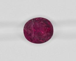 Fancy Sapphire, 5.47ct - Mined in Burma   Certified by IGI