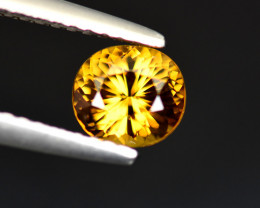 .79CT BEAUTIFUL YELLOW MALI GARNET with Bubbling Fire