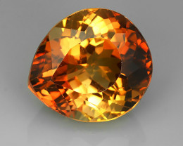 29.40 Cts ATTRACTIVE NATURAL SOUTH AMERCAN IMPERIAL CHAMPAGNE TOPAZ!!
