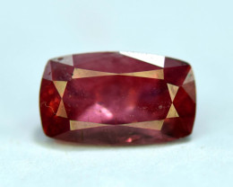 NR Auction 2.00 Carats Untreated Natural Rubellite Tourmaline Gemstone