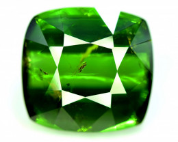 28.40 Carats Neon Green Color Tourmaline Gemstone From AFG