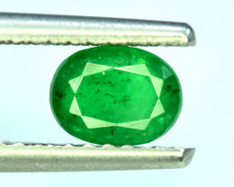 1.10 Carats Natural Rare Swat deep color Emerald gemstone From Pakistan