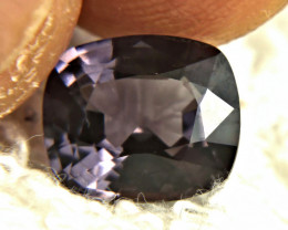3.49 Carat VVS Purple African Spinel - Gorgeous