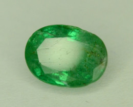 1.60 CT NATURAL GREEN ZAMBIAN EMERALD