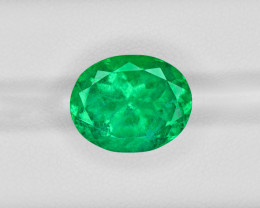 Emerald, 9.30ct - Mined in Colombia | Certified by GRS