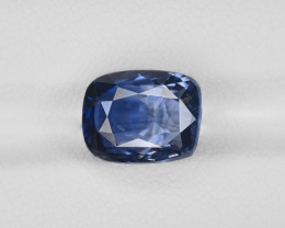 Blue Sapphire, 5.70ct - Mined in Kashmir | Certified by GIA