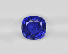 Blue Sapphire, 3.18ct - Mined in Madagascar | Certified by GIA & GRS