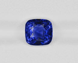 Blue Sapphire, 3.10ct - Mined in Madagascar | Certified by GIA & GRS