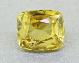 Natural ZIRCON untreated, 1.55ct  (01200)