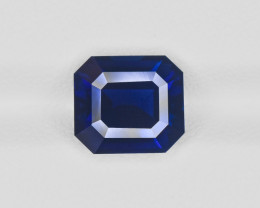 Blue Sapphire, 5.25ct - Mined in Madagascar | Certified by GRS