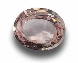 Natural Pink Sapphire |Certified | Loose Gemstone | Sri Lanka - New