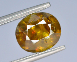 Top Fire 2.35 ct Natural Sphene