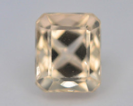 Top Quality 4.35 ct Champagne Color Topaz Skardu Pakistan