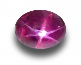 Natural Six Ray Star Sapphire|Loose Gemstone|New| Sri Lanka