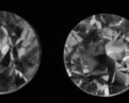Zircon 1.55 mm 0.20 ct Cambodia GPC Lab