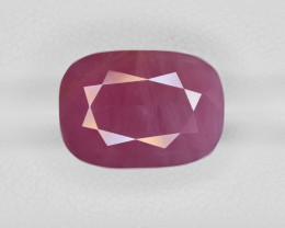 Ruby, 19.09ct - Mined in Liberia | Certified by GII