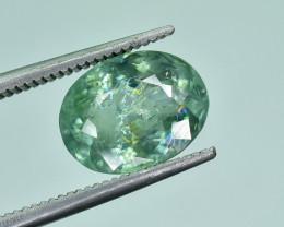 3.63 Crt Certified Paraiba Tourmaline Faceted Gemstone
