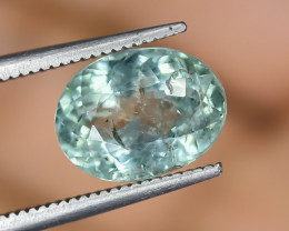 3.64 Crt Certified Paraiba Tourmaline Faceted Gemstone