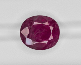 Ruby, 11.51ct - Mined in Burma | Certified by GRS