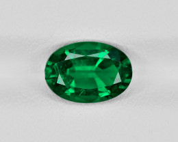 Emerald, 1.46ct - Mined in Zambia | Certified by GIA