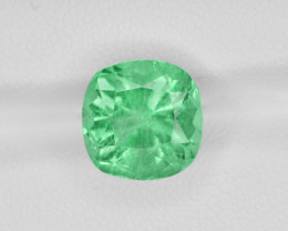Emerald, 5.15ct - Mined in Colombia | Certified by GRS