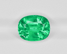 Emerald, 3.56ct - Mined in Ethiopia | Certified by GRS