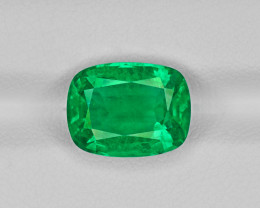 Emerald, 4.30ct - Mined in Ethiopia | Certified by GRS