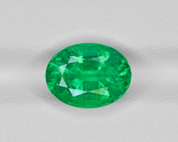Emerald, 3.45ct - Mined in Ethiopia | Certified by GRS