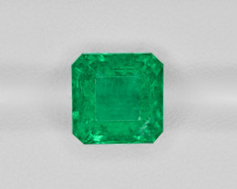 Emerald, 4.47ct - Mined in Ethiopia | Certified by GRS