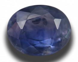 Natural Unheated Blue Sapphire   Sri Lanka - New