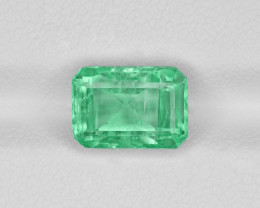Emerald, 2.96ct - Mined in Colombia | Certified by GIA