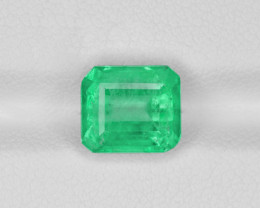 Emerald, 2.95ct - Mined in Colombia | Certified by GIA