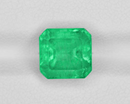 Emerald, 3.44ct - Mined in Colombia | Certified by GIA