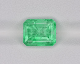 Emerald, 2.79ct - Mined in Colombia | Certified by GRS