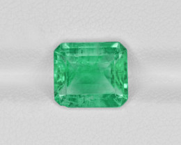 Emerald, 2.62ct - Mined in Colombia | Certified by GRS
