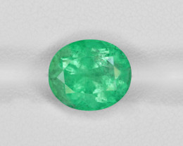 Emerald, 3.24ct - Mined in Colombia | Certified by GRS