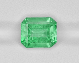 Emerald, 3.69ct - Mined in Colombia | Certified by GRS