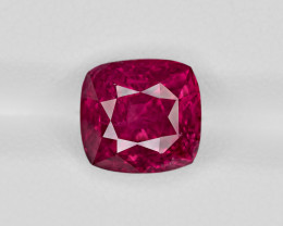 Ruby, 5.21ct - Mined in Tanzania | Certified by GIA