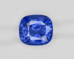 Blue Sapphire, 10.23ct - Mined in Sri Lanka | Certified by GRS