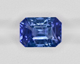 Blue Sapphire, 9.18ct - Mined in Sri Lanka | Certified by GIA