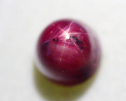 7.53Ct 6 Rays Star Ruby Lot LZ2723
