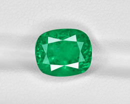 Emerald, 4.05ct - Mined in Colombia | Certified by GRS