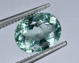 2.57 Crt Certified Paraiba Tourmaline Faceted Gemstone