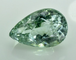 2.25 Crt Certified Paraiba Tourmaline Faceted Gemstone