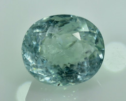3.73 Crt Certified Paraiba Tourmaline Faceted Gemstone