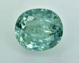 2.17 Crt Certified Paraiba Tourmaline Faceted Gemstone