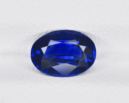Blue Sapphire, 1.32ct - Mined in Madagascar | Certified by GRS