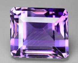 12.48 Ct  Natural Amethyst Top Quality Gemstone. AT 14