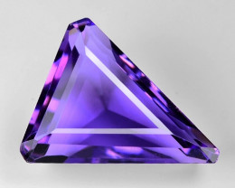 8.76 Ct  Natural Amethyst Top Quality Gemstone. AT 19